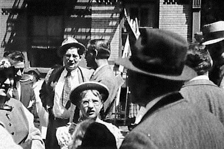 Demonstrations lead by the league of Settlement House Movements in the 1930's