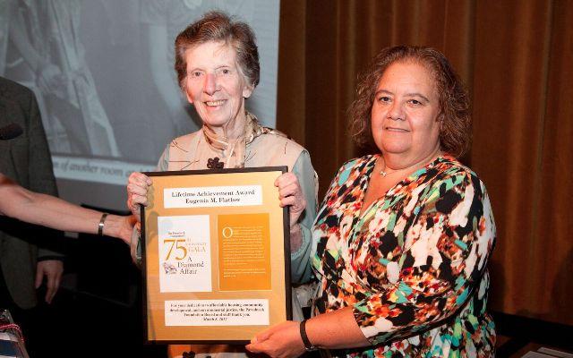 Lifetime Achievement Award - Eugeina M. Flatow